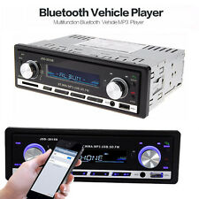 HOT Car Stereo V2.0 CD Player Bluetooth USB MP3 In Radio AUX In-dash FM Receiver