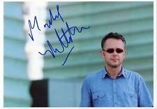 AUTOGRAPHE SUR PHOTO de Michael WINTERBOTTOM  (signed in person)