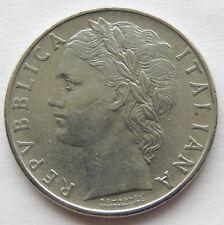 1958 Italy 100 Lire Coin  KM#96.1  SB5754
