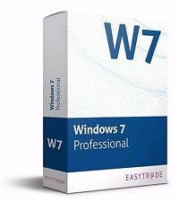 Microsoft Windows 7 Professional 32bit DVD Version englische MAR Ware