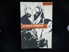 Queen & Country Definitive Edition V1 By Greg Rucka Spy Fiction Graphic Novel