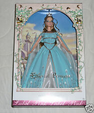 NEW Mattel Barbie Pink Label Collector Ethereal Princess Doll J9188 2006