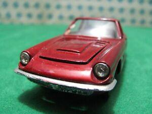 Vintage - Maserati Mistral 3.5 'Haute Fidelitè' - 1/43 Solido Ref. 139