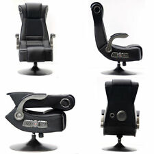 X ROCKER Pedestal Gaming Chair New X-PRO with Bluetooth Audio Sound PS4 Xbox One