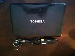 Laptop Toshiba Satellite C850D 8Gb-500Gb-AMD Radeon HD7340-WebCam-Wifi-CD/DVD