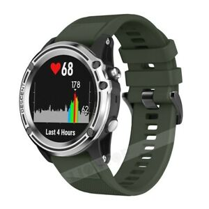 For Garmin Fenix 6 6S 6X Quick Release Replacement Silicone Watch Band Strap