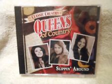 Classic Country Queens of Country SLIPPIN' AROUND TIME LIFE CD *FACTORY SEALED*