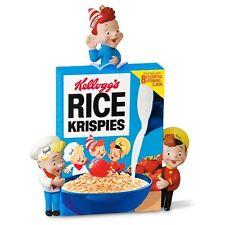 Hallmark 2016 Snap Crackle Pop Rice Krispies Ornament