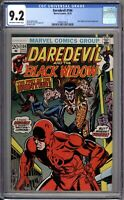 Daredevil 104 CGC Graded 9.2 NM- Marvel Comics 1973
