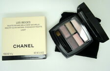 CHANEL LES BEIGES HEALTHY GLOW NATURAL EYESHADOW PALETTE LIGHT 184.185 NEW