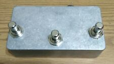 Three Button Foot Switch For Your Strymon Timeline