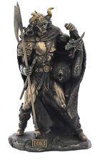 Veronese Bronze Figurine Norse Mythology God Loki Viking Vikings Avenger