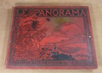 """LE PANORAMA MERVEILLES DE FRANCE,ALGERIE,SUISSE,BELGIQUE"""" (400 PLANCHES)"""
