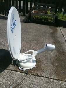 Teleco FlatSat Smart 65, Automatic Motorised Satellite System.