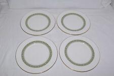 "Royal Doulton Rondelay Bone China Set of 4 x 8"" Dessert Plates First Quality"