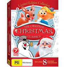 The Original CHRISTMAS Classic Collection DVD BRAND NEW 7-DISCS LIMITED ED. R4