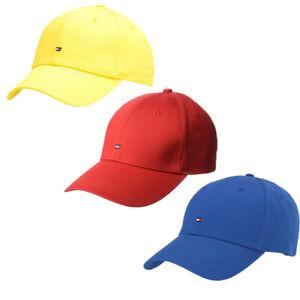 Tommy Hilfiger Classic Cap Unisex Baseball Mütze Kappe Hut Schirmmütze Snapback