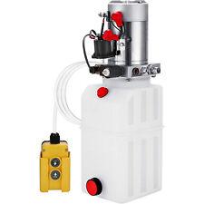 8L Hydraulikaggregat Hydraulik Pumpe 12 Volt LKW Kipper Hydraulik Auto Anhänger
