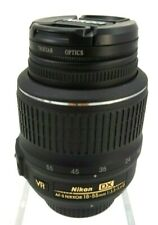 NIKON AF-S DX NIKKOR 18-55mm 1:3.5-5.6G VR Zoom Lens~Rear Cap