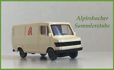 A.S.S WIKING MERCEDES MB 207 D APOTHEKE 1979 GK 280/3