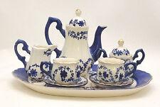 "CHILDREN'S TEA SET -  ""FLORAL GARLAND"" CHILDRENS TEA SET"