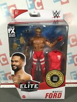 WWE Wrestling Mattel Elite Series 81 Montez Ford Figure Street Profits