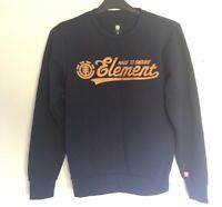 Men's Element Navy Sweater Small