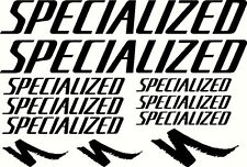 Specialized Sticker Set Replacement Mountain Bike Frame Vinyl Decals MTB
