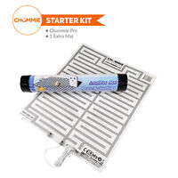 Chummie PRO Bedside Bedwetting Alarm Starter Kit (Bedwetting Alarm + Extra Mat)