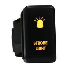 Push switch 824O 12volt Toyota OEM Replacement STROBE LIGHT Tacoma LED AMBER