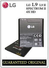 GENUINE LG BATTERY L9 P760 P769 MS870 4X HD P880 D605 F5 BL-53QH 2150mAh