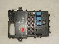 NISSAN PRIMERA P11 2000 2.0 PETROL ENGINE FUSE BOX AND FUSES OEM