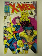X-MEN UNCANNY #275 MARVEL COMIC JIM LEE GATE-FOLD CVR APRIL 1991