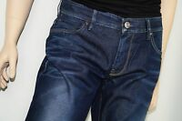 NEU - Hugo Boss Orange 24 Barcelona - W31 L32 - Dark Denim - Regular Jeans 31/32