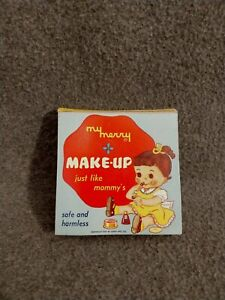 Vintage My Merry Makeup - Just Like Mommy's  - Complete & Unused