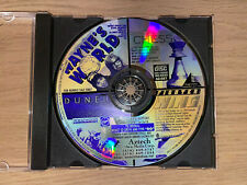Dune II ,Wayne?s World, Fighter Wing & Grandmaster Chess For Pc Windows New