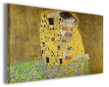 Quadro moderno Gustav Klimt vol XIV stampa su tela canvas pittori famosi