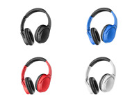 Over Ear Wireless Bluetooth Kopfhörer Kabellos Sport Stereo Headset Mikrofon