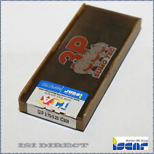 GIP 2.70 0.20 IC808 ISCAR *** 10 INSERTS *** FACTORY PACK ***