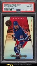 1997 Pinnacle Certified Mirror Red Wayne Gretzky /90 #100 PSA 10 GEM MINT