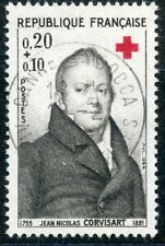 STAMP / TIMBRE FRANCE OBLITERE N° 1433 CROIX ROUGE JEAN NICOLAS BARON