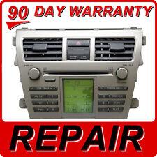 REPAIR SERVICE ONLY TOYOTA Yaris AM FM Radio MP3 CD Player OEM 11814 11839