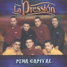 New: La Pression: Pena Capital  Audio CD