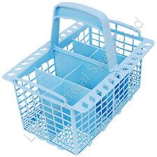 Hotpoint/Indesit Genuine Dishwasher cutlery Basket Blue  FDW60P FDW70P DV620WHUK