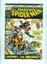 THE AMAZING SPIDERMAN 116 (1973) STAN LEE GERRY CONWAY JOHN ROMITA  THE SMASHER