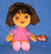 497362d753d TY DORA the EXPLORER BEANIE BABY - MINT with MINT TAG