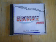 cd album eurodance 2000 interpretes par tony bram's
