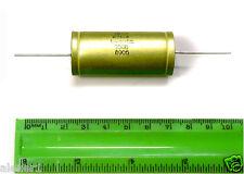 4x  1uF 250V 5% USSR Hi-End Polystyrene capacitors K71-4
