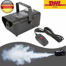 Nebelmaschine für Party Nebel Rauch Smoke Fog Effekt Club DJ Show Disco DE LAGER