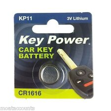Key Fob Battery 3V [CR1616] Key Fob Battery